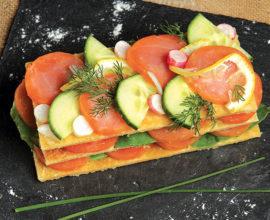 mille-feuille-sale-saumon-concombre