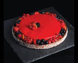 tarte-amande-fruits-rouge
